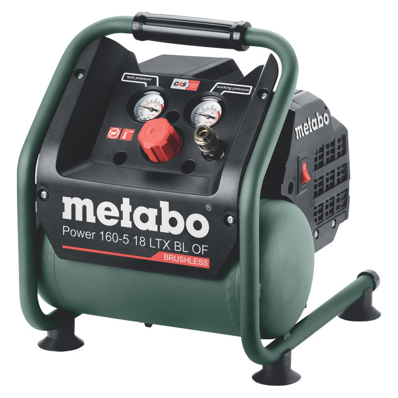 Metabo 160-5 18 LTX BL OF  compressor olievrij (body)