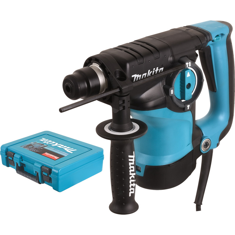 Makita HR2811F combihamer machine