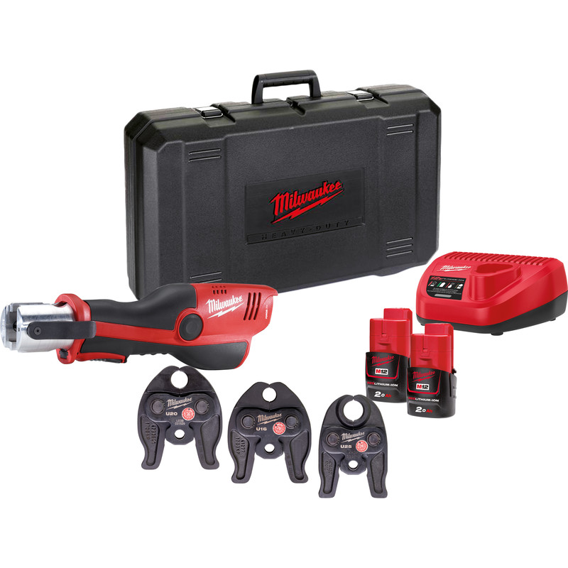 Milwaukee 12V HPT-202C U-KIT accu perstang