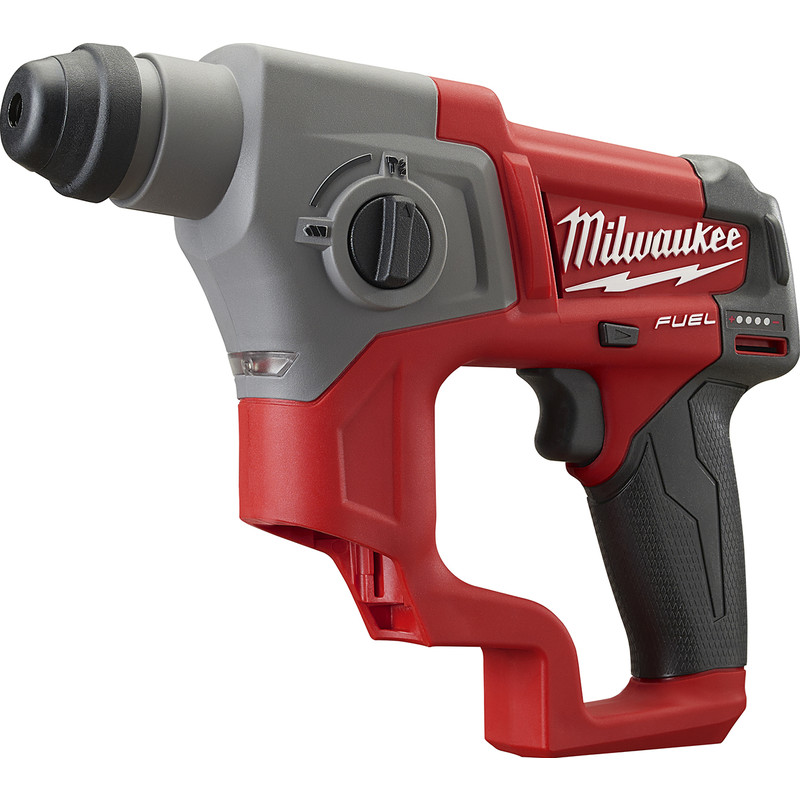 Milwaukee M12 CH-0 accu boorhamer machine (body)