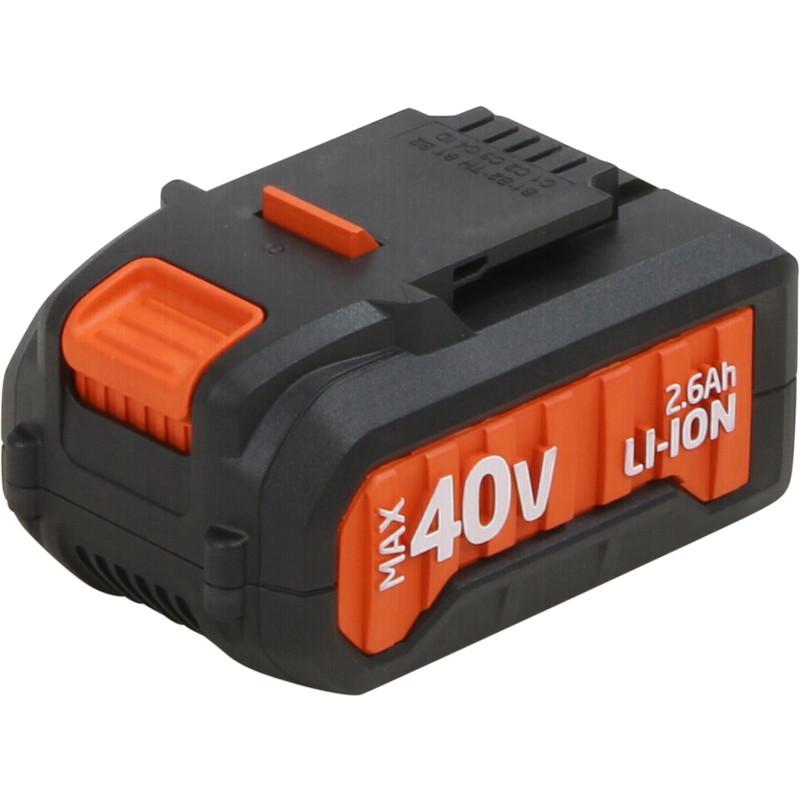 DualPower Li-ion accu