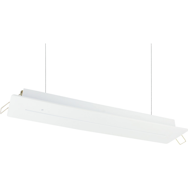 Integral LED Multi-Fit nooduitgangbord