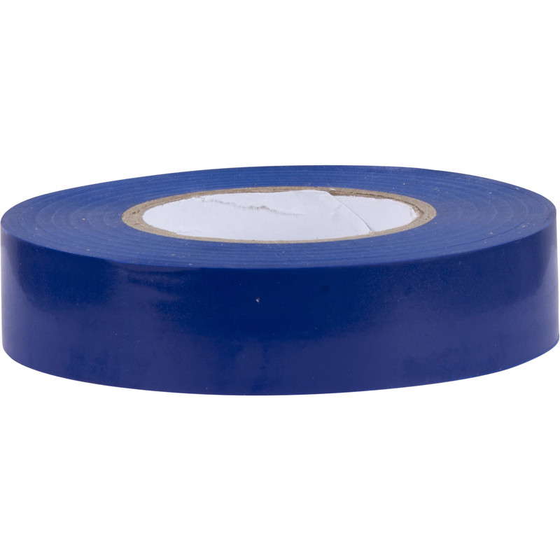 Isolatietape 33m Blauw 19mm