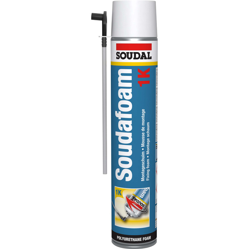 Soudal purschuim 1K 750ml