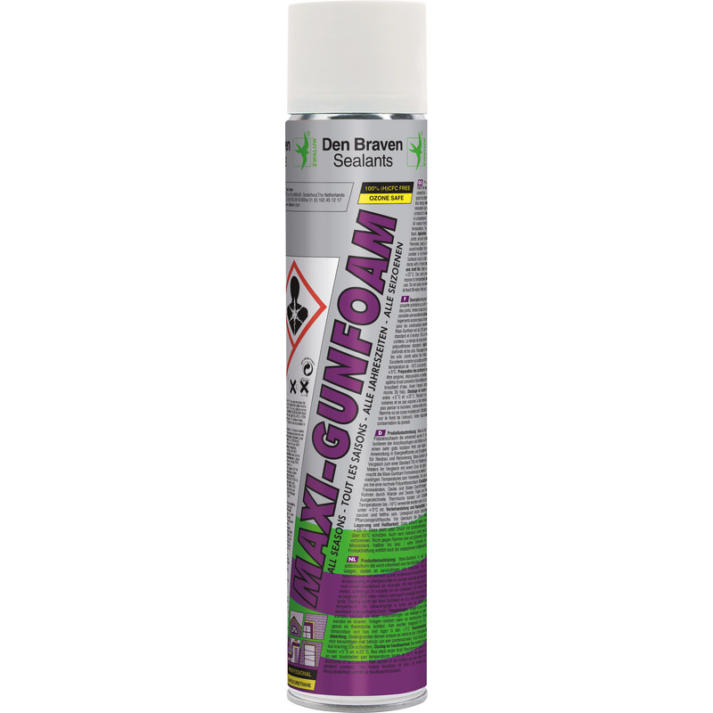 Zwaluw NBS Maxi-Gunfoam All Seasons 870ml