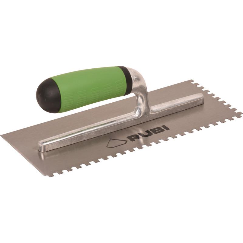 Rubi plakspaan getand 280x120mm